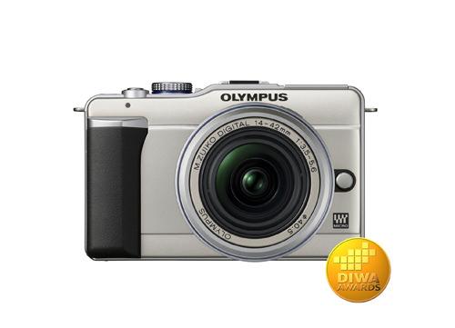 Olympus E-PL1 DIWA Award